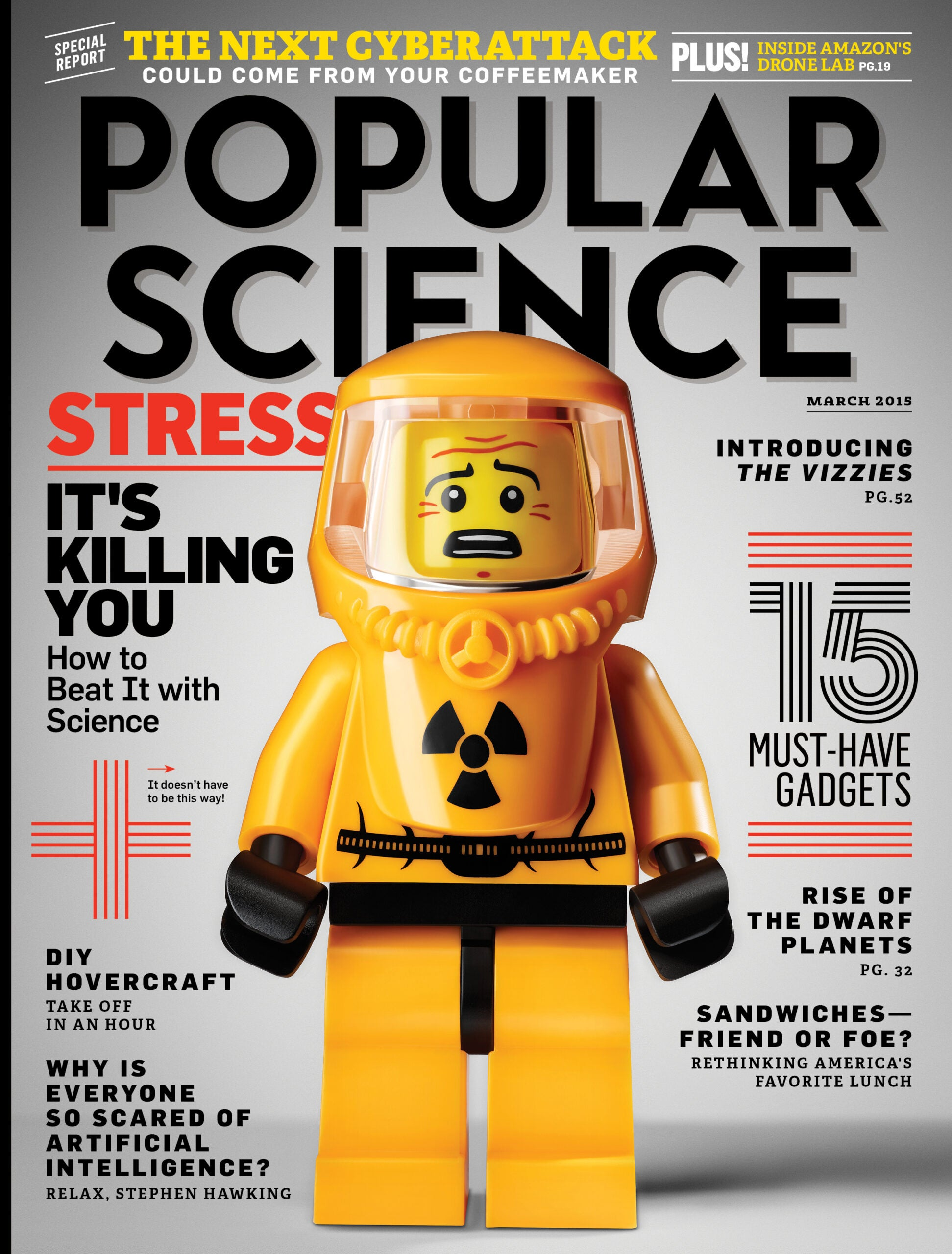 Issue Alert: The Science Of Stress, And How To Beat It