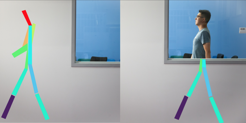This AI can see people through walls. Here's how.