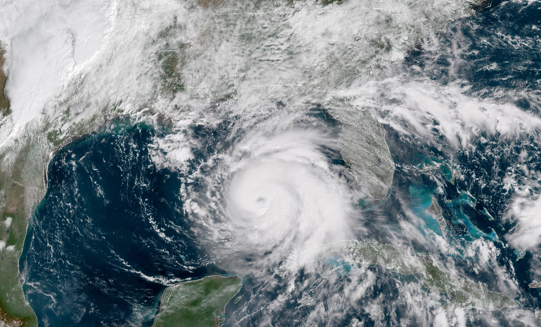 Hurricane Michael is slamming into Florida as a devastating category 4
