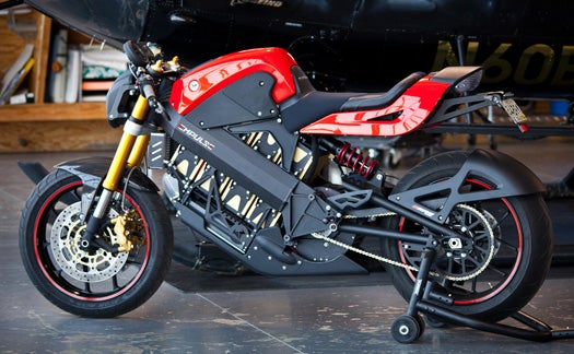 Brammo Empulse: The New 100mph King of Consumer Electric Motorcycles, Sold At Best Buy