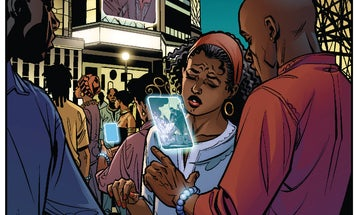 'Black Panther' Has The Coolest Tech In The Marvel Universe