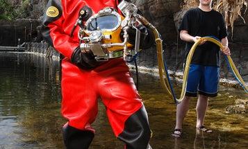 A Sewage-Proof Suit