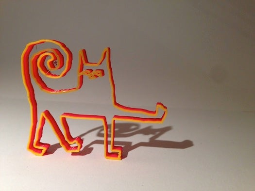 3-D Print Your Doodles With This New Kickstarter Project