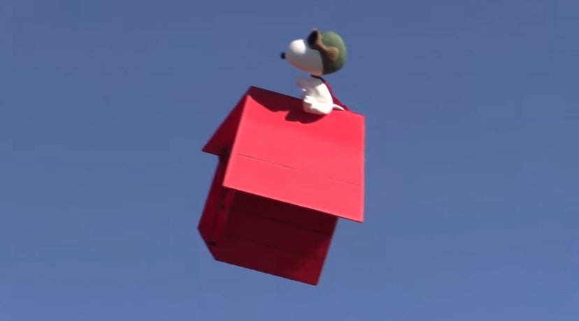 Snoopy Drone