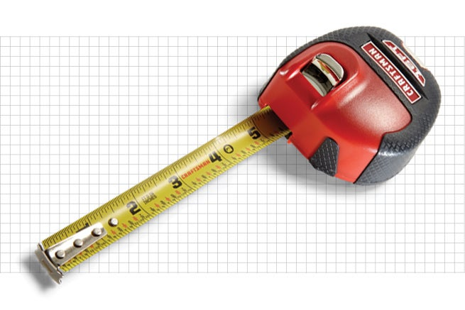 Craftsman Sidewinder Tape Measure