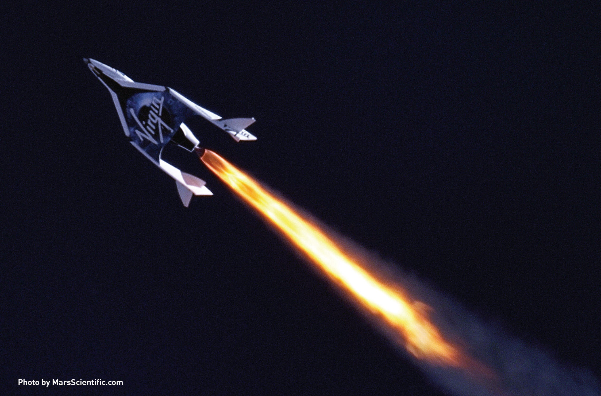 Virgin Galactic Will Unveil Its New Ship Today, Signaling Another Rebound For Private Spaceflight