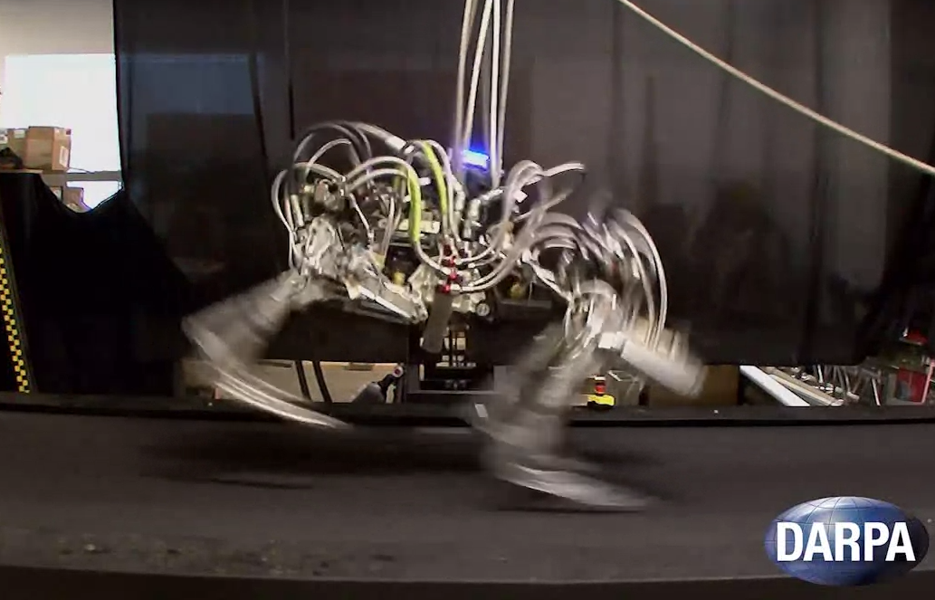 Video: DARPA's Cheetah Sets a Land-Speed Record for Running Robots