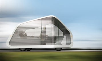 Google Phone Designers Reconceptualize the Future of Driving