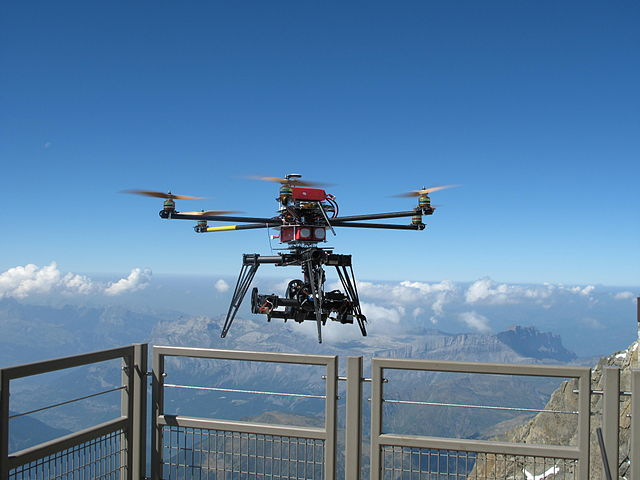 The Week In Drones: The Sound Of Stealth, Clearing The Robot Smog, And More
