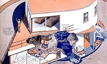 Throwback Thursday: WWII Prep, Hurricane Houses, And Texas Gunslingers