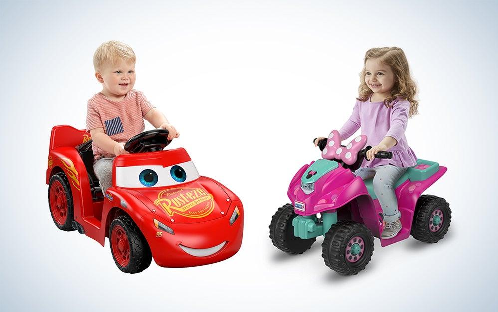 Power Wheels kids vehicles