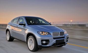 Test Drive: 2010 BMW ActiveHybrid X6