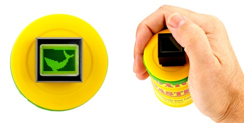 A One-Button Game System