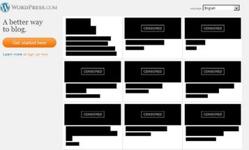 How Some of the Internet's Biggest Sites Are Protesting SOPA and PIPA
