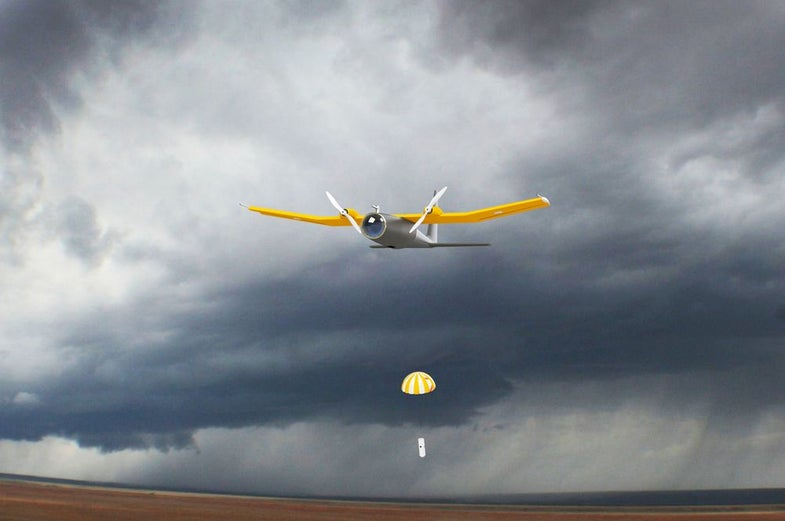 How drone swarms could help protect us from tornadoes