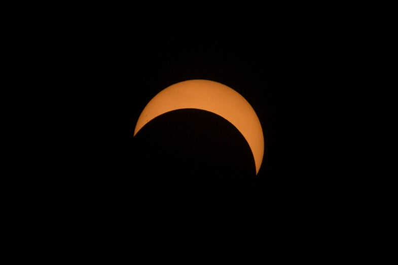 Your best photos of the 2017 total solar eclipse