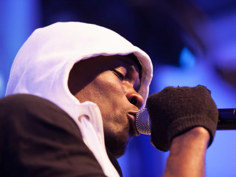 Naturally 7 at the Bell Ice Cube in Vancouver BC– Stock Editorial Photography