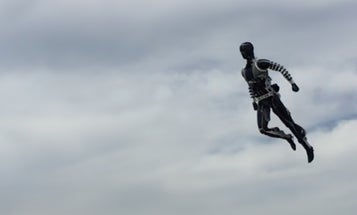 Disney is turning to robots to pull off dangerous aerial feats