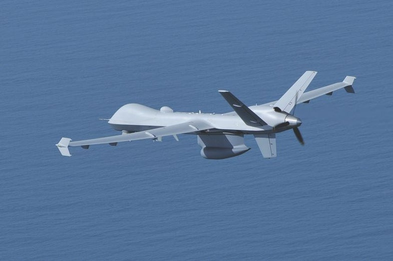 Pentagon Reveals It Used Drones Over The United States
