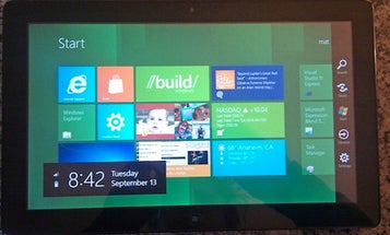 Windows 8 Slate Hands On: It's Fantastic (But Don't Sell Your iPad)