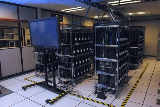 Air Force Unveils Fastest Defense Supercomputer, Made of 1,760 PlayStation 3s