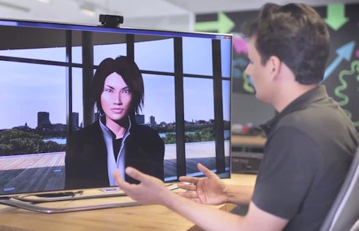 Let This Robot Teach You How To Be Less Awkward