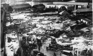 How Boston's 1919 molasses flood turned so deadly