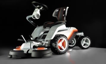 This Is the Future… Of Cutting the Grass