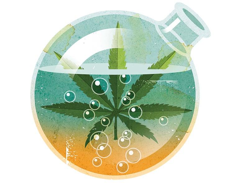 FDA Approves Synthetic Liquid Marijuana Compound