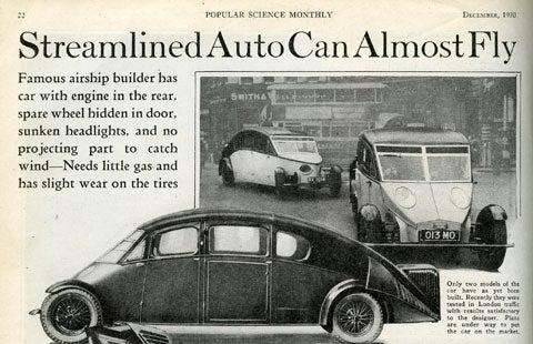"""aerodynamic"