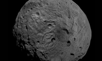 Questions Raised Over Whether Vesta Once Had Flowing Water