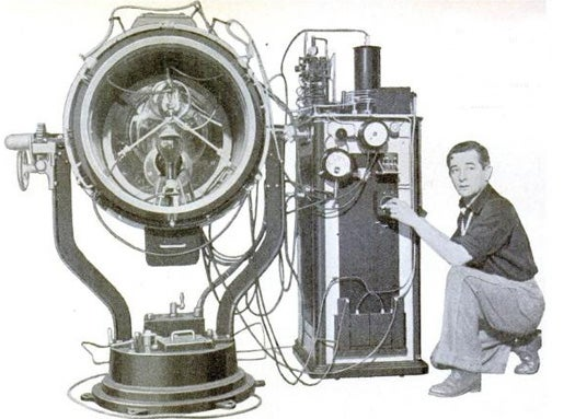 Archive Gallery: Diabolical Death Rays from the Pages of Popular Science