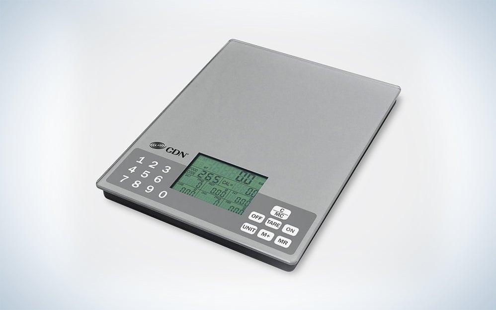 CDN nutrition scale
