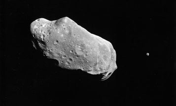 Could An Asteroid Impact Knock The Moon Into Earth?