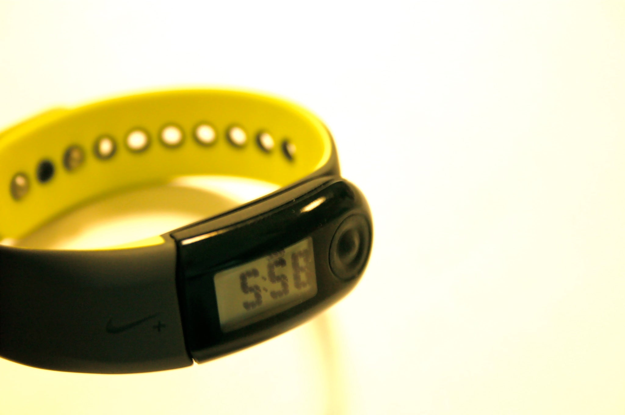The Five-Minute Review: Nike+ Sportband
