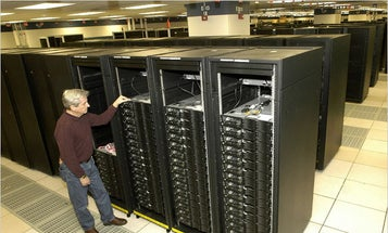 The  Most Powerful Computer on Earth