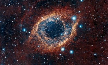 Pretty Space Pics: The Eye-Like Helix Nebula, Staring Right Back at You