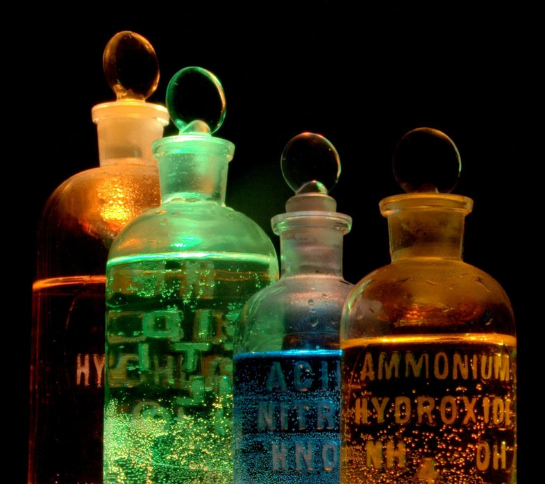'Promiscuous' Molecules Are Duping Druggists