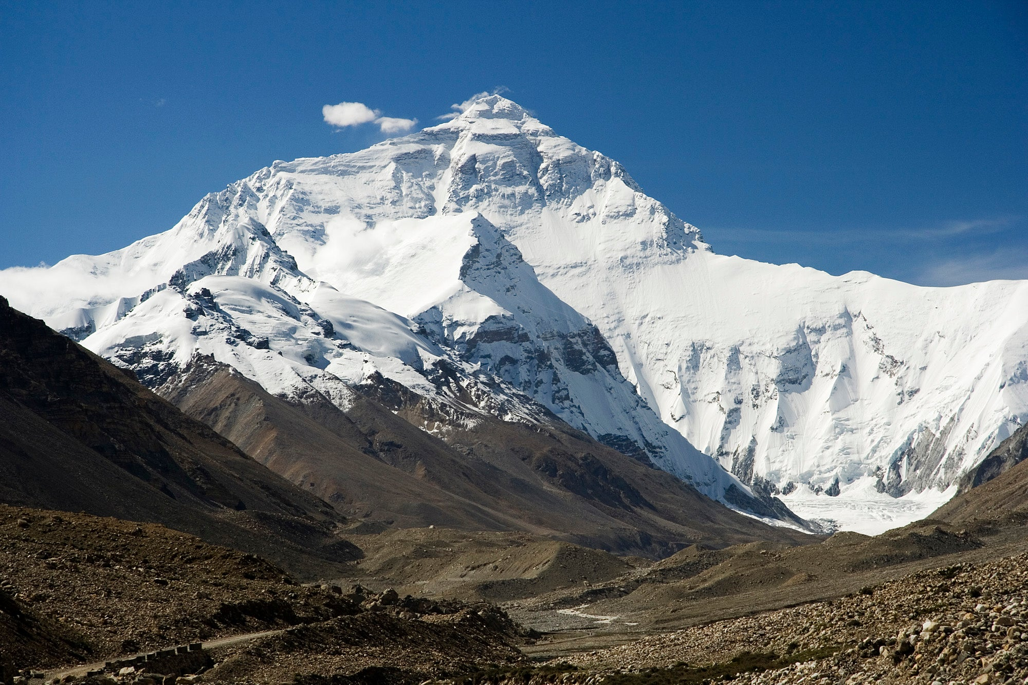 Could Climate Change Make Mount Everest Unclimbable?