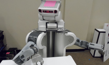 This Robot Learns By Asking Strangers On The Internet