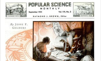 Archive Gallery: Popular Science's Brief Foray Into Pseudoscience