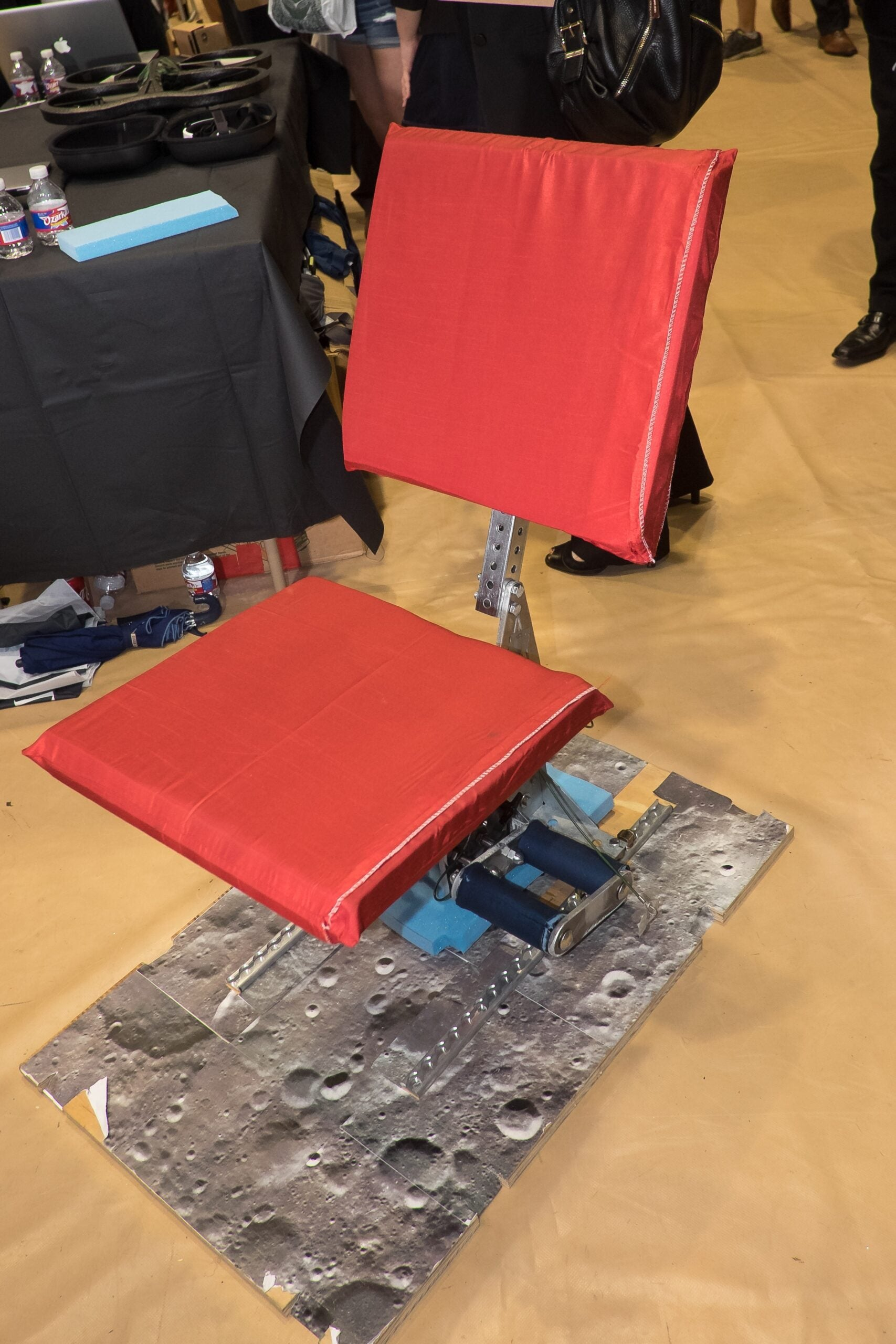 Students Design Furniture For Future Space Habitats