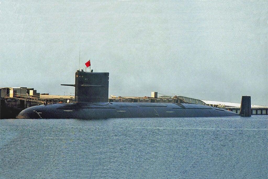 Type 093 nuclear subamrine