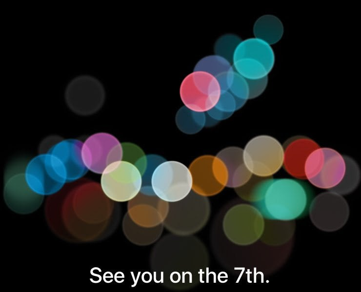 Apple's Big iPhone Announcement Will Be On September 7