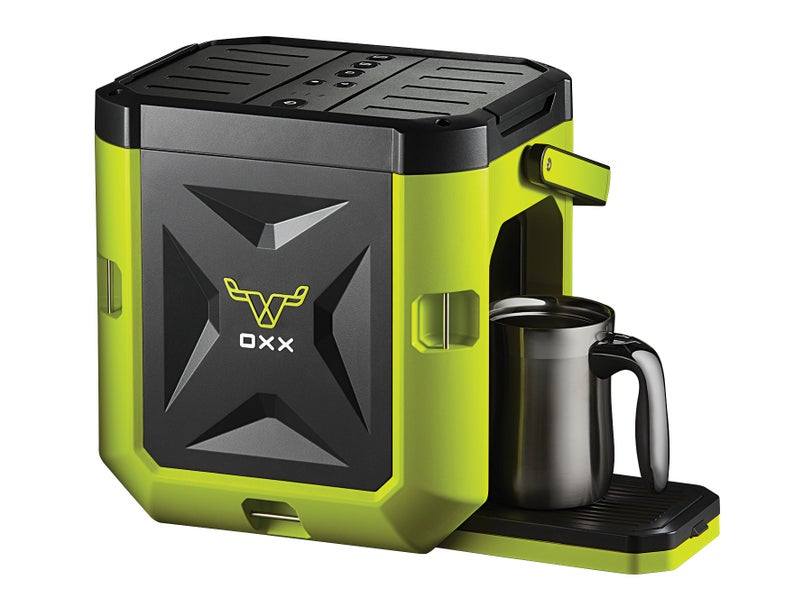 Go Ahead, Drive Over This Coffeemaker