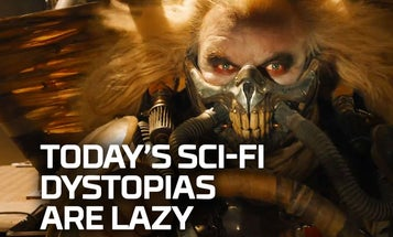'Future First': Today's Sci-Fi Dystopias are Lazy