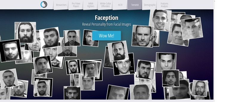 New A.I. Analyzes Facial Structure To See Who's A Terrorist