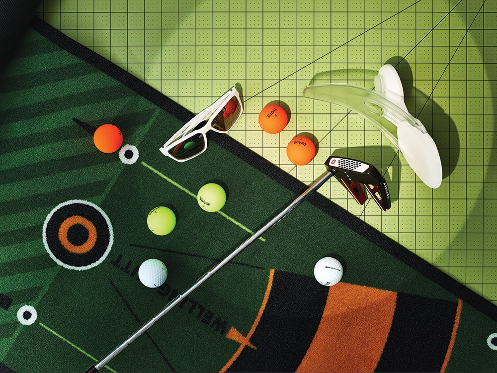 All the gear you need to totally dominate the local mini golf course