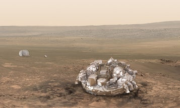 Update: One Win, One Big Maybe For Europe's Mars Mission