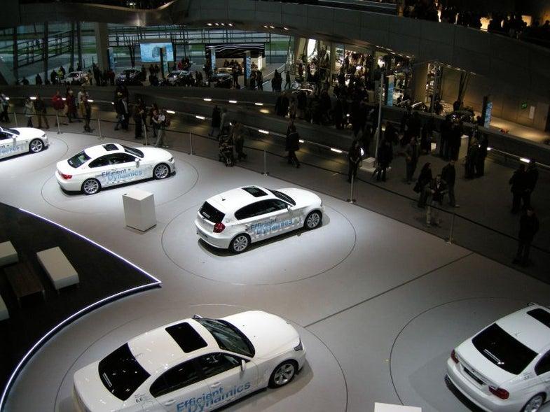 Germany May Ban Internal Combustion Engines